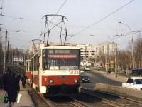 Липецк. Tatra T6B5 (Tatra T3M) №2133