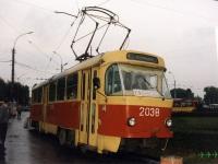 Tatra T4D №2038
