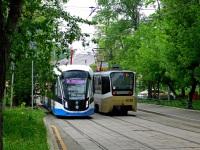 Москва. 71-619А (КТМ-19А) №4099, 71-931М №31247