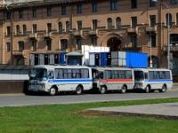 Москва. ПАЗ-32053 о4262, ПАЗ-32053 о4163