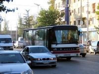 Кутаиси. Setra S215ÜL ENE-581, Mercedes-Benz Sprinter 208D RGR-091