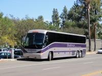 Лос-Анджелес. MCI J4500 CP89804