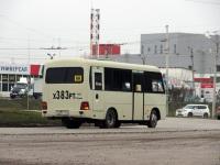 Таганрог. Hyundai County SWB х383рт