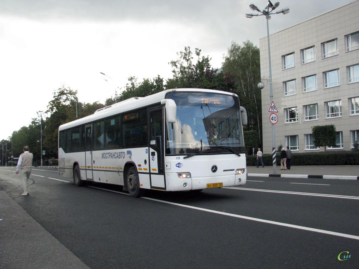 Мытищи. Mercedes-Benz O345 Conecto H ес505