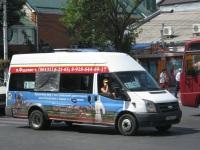 Анапа. Нижегородец-2227 (Ford Transit) а723кс