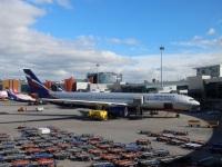 Москва. Самолет Airbus A330 (VQ-BCU) Владимир Маяковский авиакомпании Аэрофлот (Aeroflot)