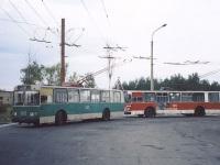 Северодонецк. ЗиУ-682В00 №105, ЗиУ-682В00 №093