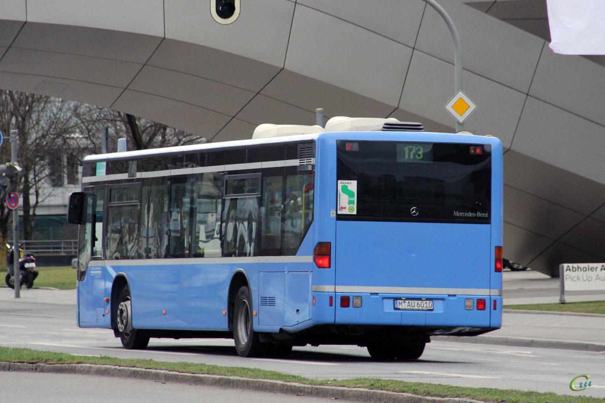 Мюнхен. Mercedes-Benz O530 Citaro M-AU 6010