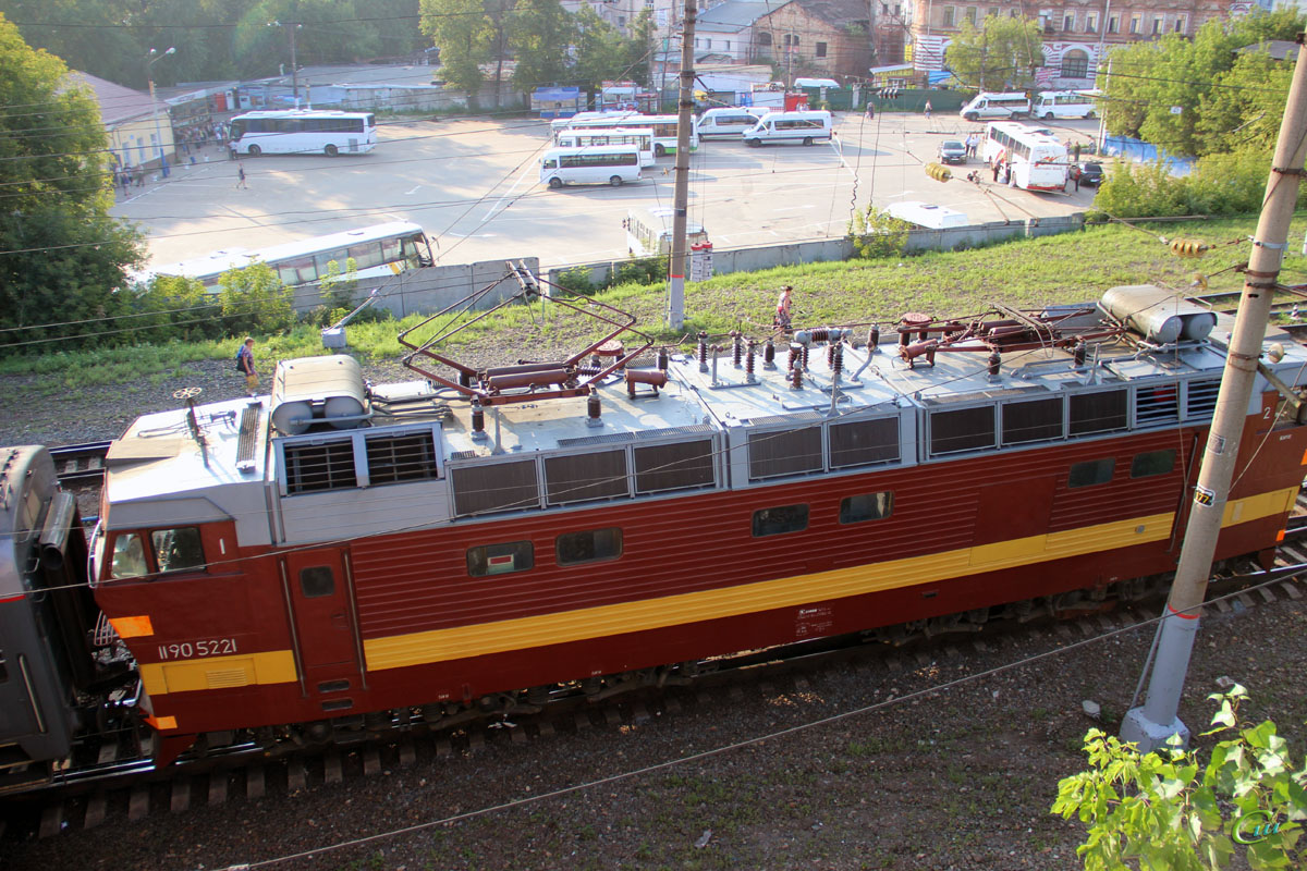 Нижний Новгород. ЧС4т-522