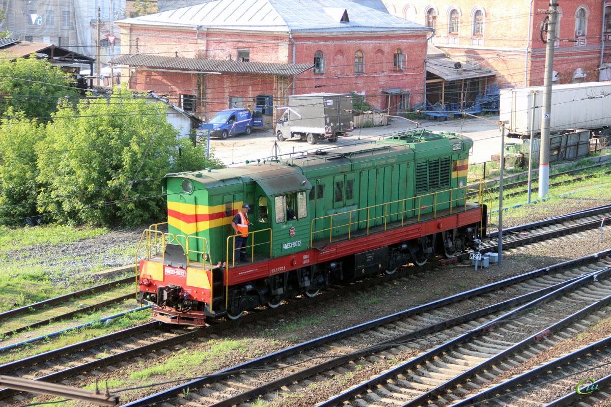 Нижний Новгород. ЧМЭ3-5032
