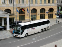 Москва. MAN R08 Lion's Coach ау137