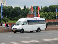 Москва. Луидор-2232 (Mercedes-Benz Sprinter) нв028