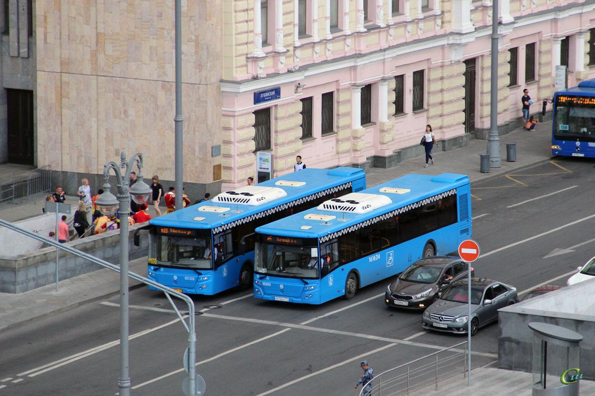 Москва. ЛиАЗ-5292.65 м472рх, ЛиАЗ-5292.22 рх171