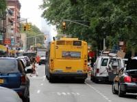 Нью-Йорк. New Flyer XD60 AZ1177