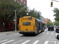 Нью-Йорк. New Flyer XD60 AY9677
