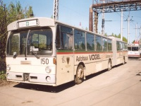 Вологда. Mercedes-Benz O305GTD №150, ЗиУ-682В00 №89