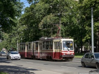 Санкт-Петербург. ЛВС-86К №5041