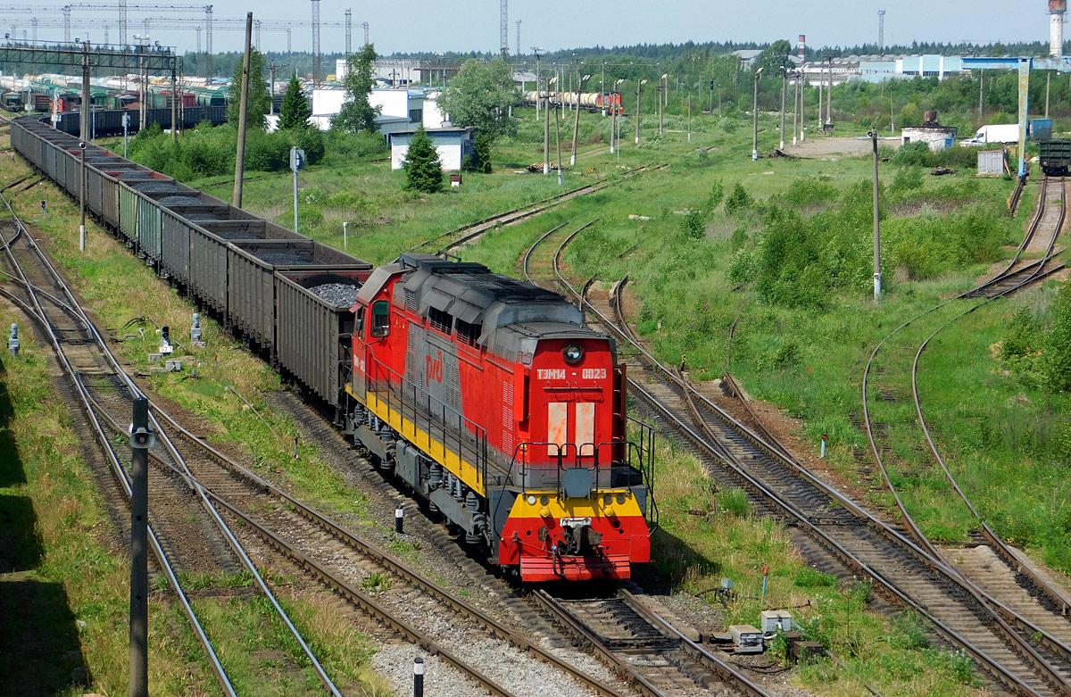 Московская область. ТЭМ14-0023