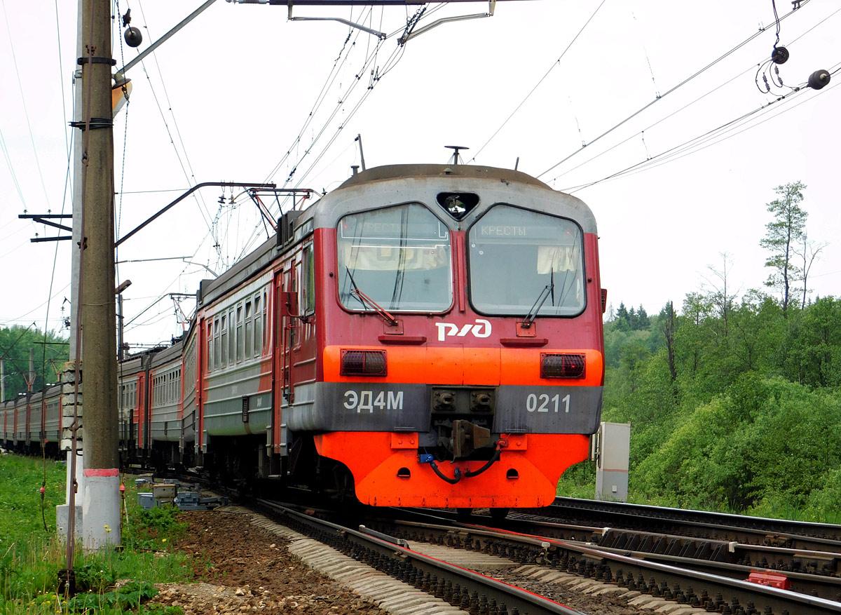 Московская область. ЭД4М-0211