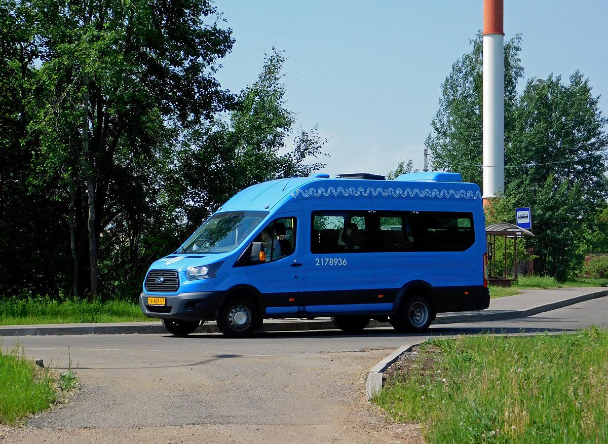 Московская область. Нижегородец-2227 (Ford Transit FBD) тр427