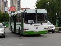 Тюмень. ЛиАЗ-5256.25 е923ср