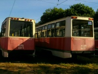 Саратов. 71-605 (КТМ-5) №2197, 71-605 (КТМ-5) №2171