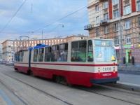 Санкт-Петербург. ЛВС-86К №7008