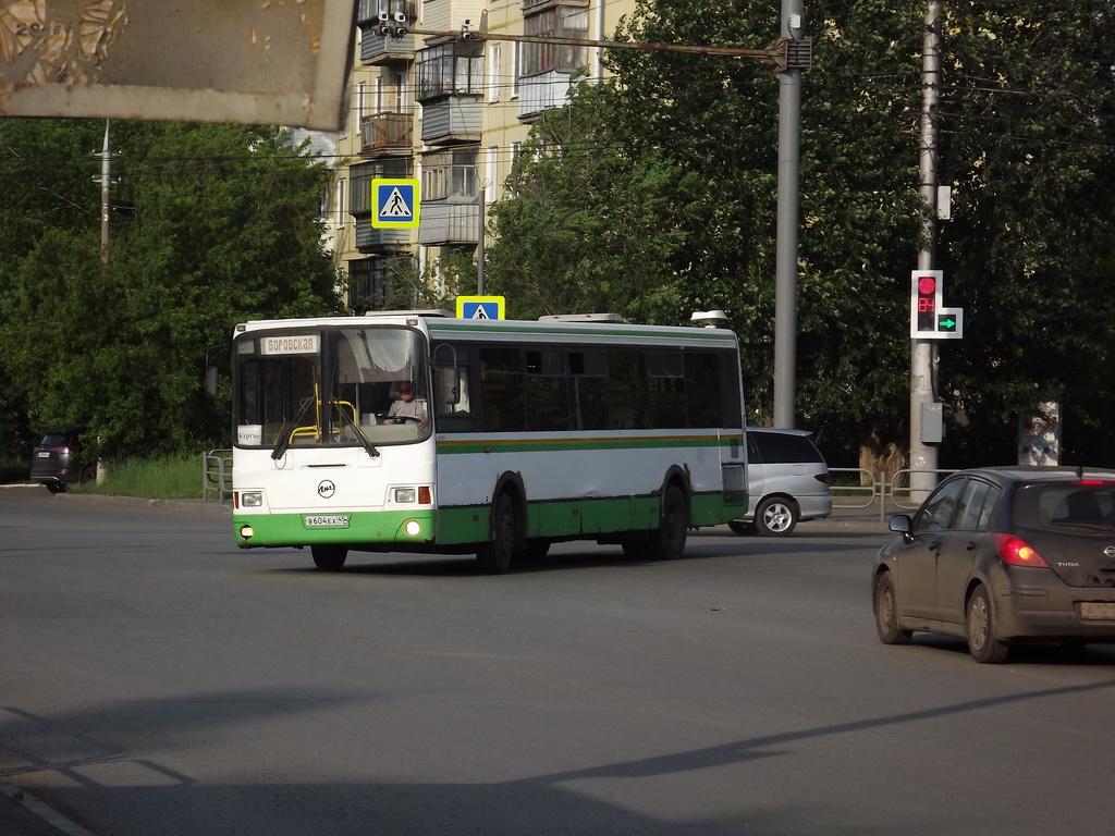 Курган. ЛиАЗ-5256.36-01 в604ех