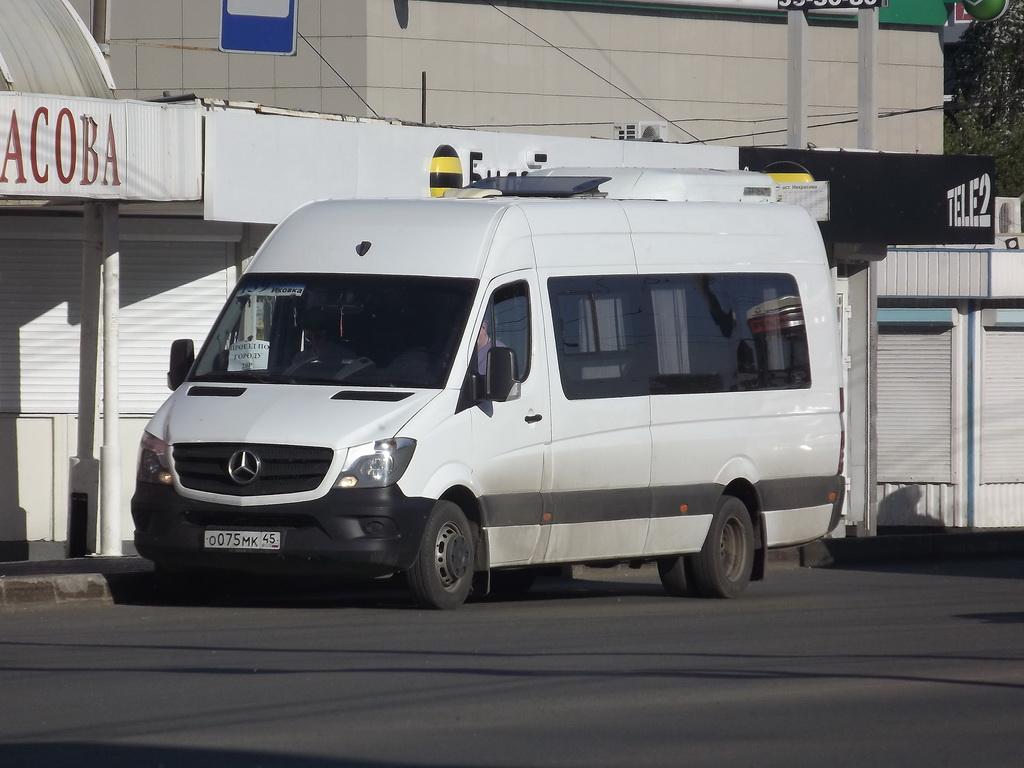 Курган. Луидор-2236 (Mercedes-Benz Sprinter) о075мк