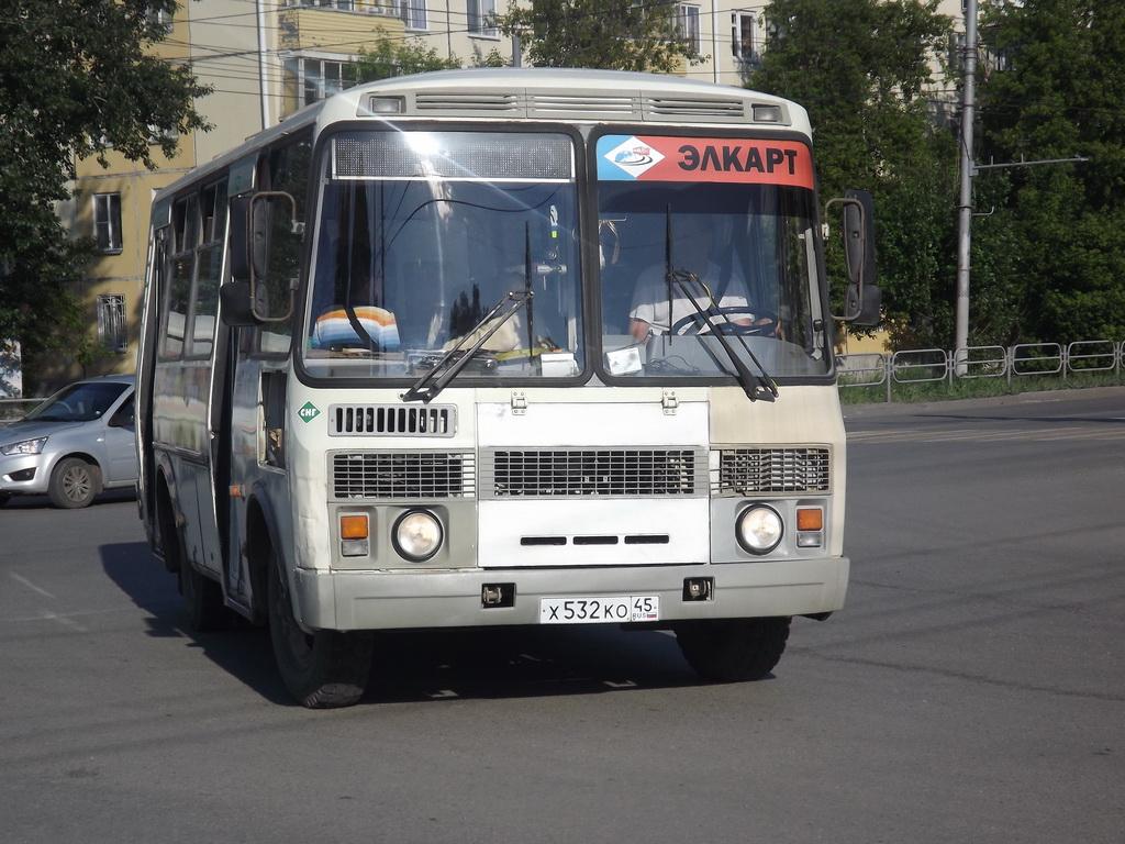 Курган. ПАЗ-32054 х532ко