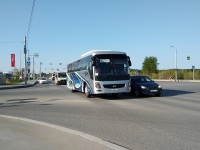 Тюмень. Hyundai Universe Space Luxury т158хс