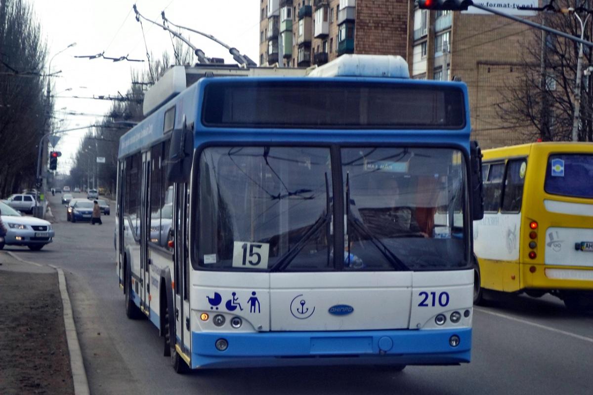 Мариуполь. Дніпро Т103 №210