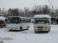 Таганрог. Богдан А092 ск632, Hyundai County SWB ак698