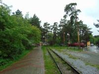 Челябинск. Перегон Звёздная - им