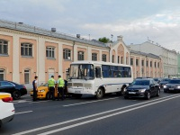 Москва. ПАЗ-32054 м245ае