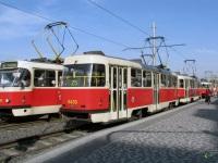 Прага. Tatra T3R.P №8432, Tatra T3R.P №8433
