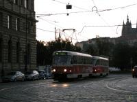 Прага. Tatra T3R.P №8372, Tatra T3R.P №8373