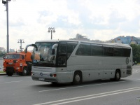 Москва. Mercedes-Benz O350 Tourismo в629ск