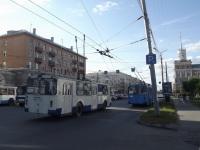 Омск. ЗиУ-682Г-012 (ЗиУ-682Г0А) №21, ЗиУ-682Г-014 (ЗиУ-682Г0Е) №258