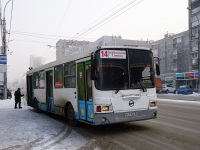 Новосибирск. ЛиАЗ-5256.45 е471но