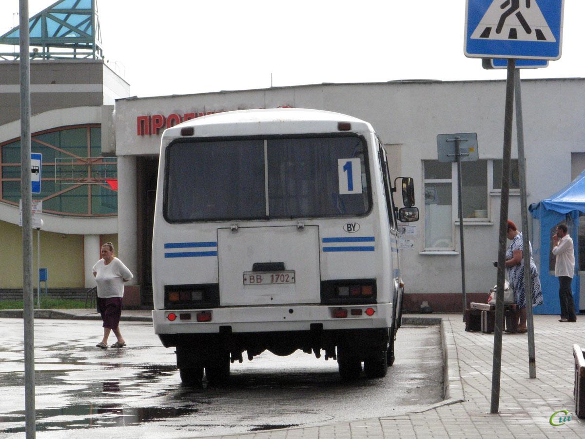 Орша. ПАЗ-32054 BB1702