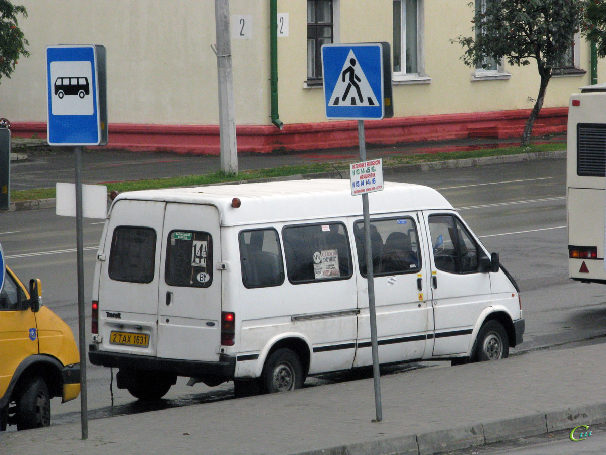 Орша. Ford Transit 2TAX1631