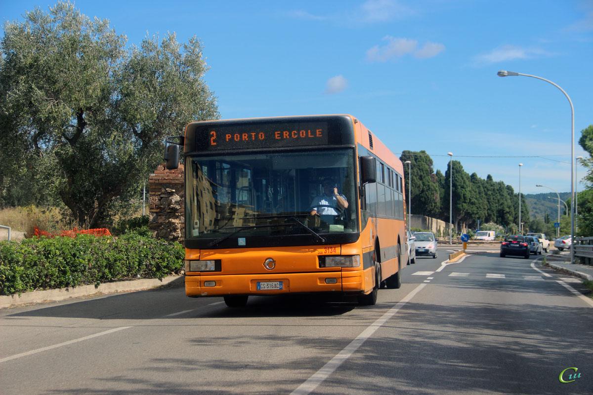 Орбетелло. Irisbus CityClass CS 316AC