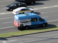 Москва. Sollers Bus (Ford Transit FBD) ху804