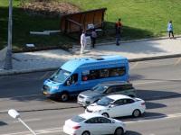 Москва. Sollers Bus (Ford Transit FBD) ху858