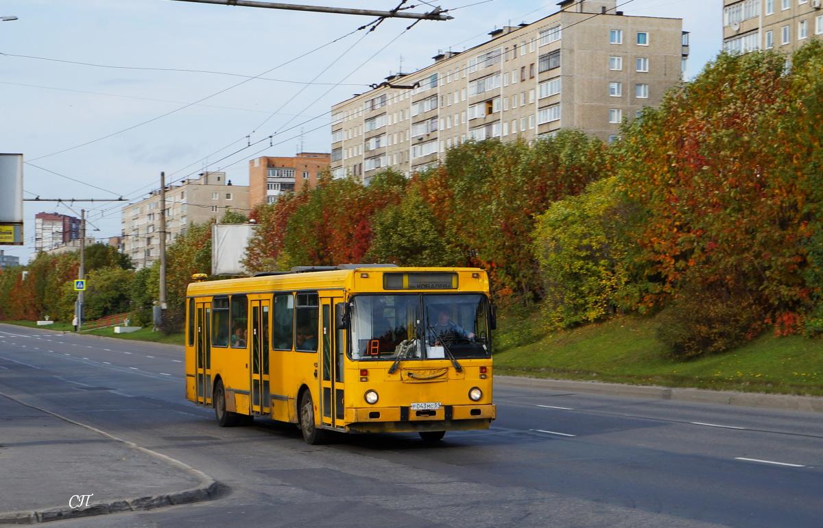 Мурманск. ЛиАЗ-5256.25 р043мс