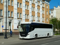Мурманск. Scania Touring HD (Higer A80T) у857му