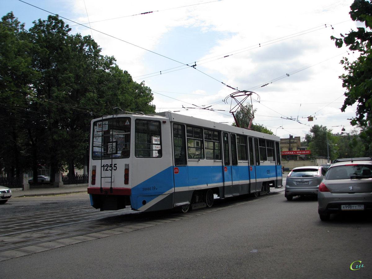 Москва. 71-608КМ (КТМ-8М) №1255