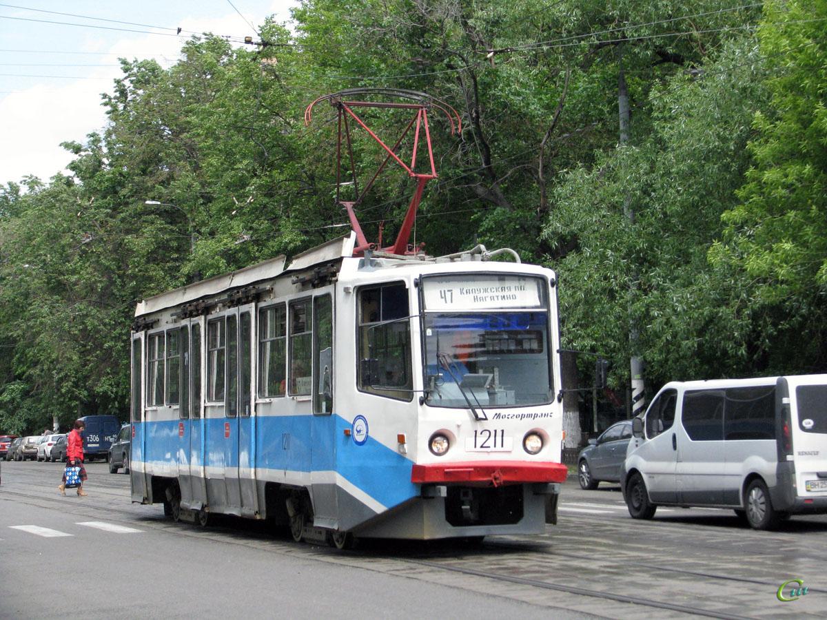 Москва. 71-608КМ (КТМ-8М) №1211