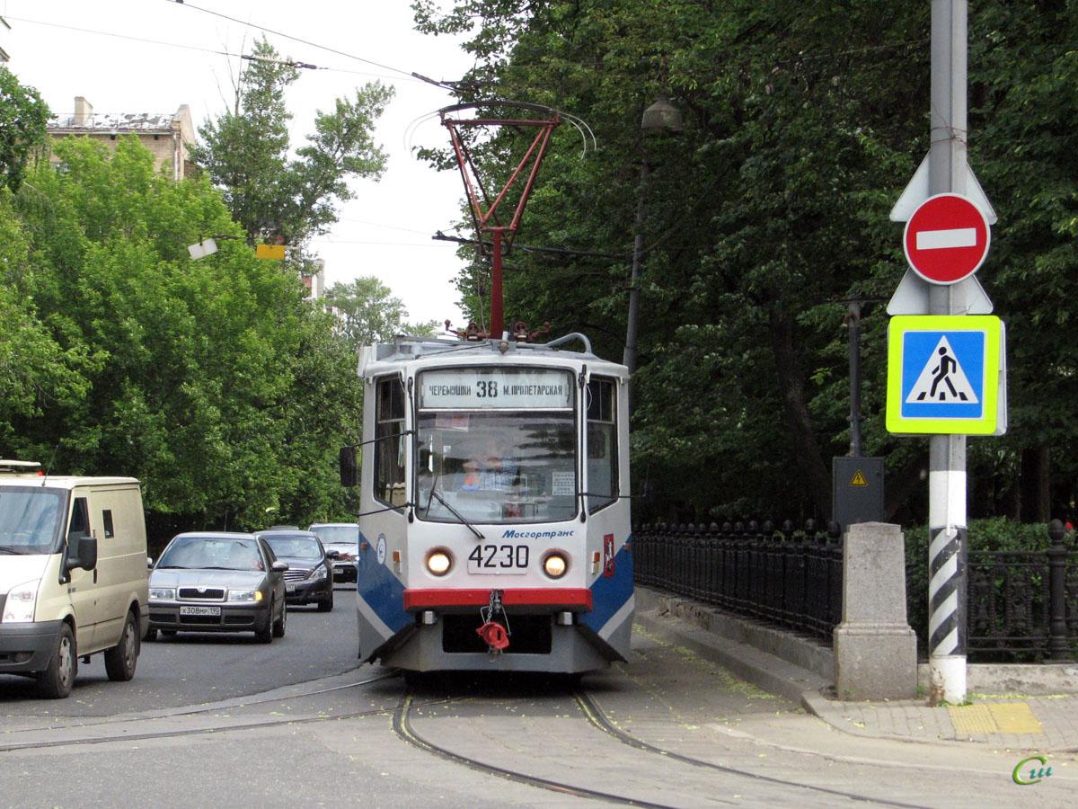 Москва. 71-608КМ (КТМ-8М) №4230